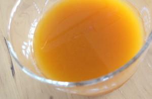 サジーオレンジ割