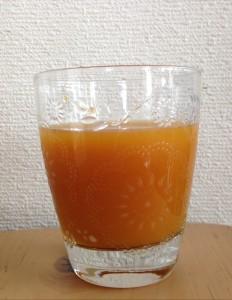 沙棘×リンゴジュース1