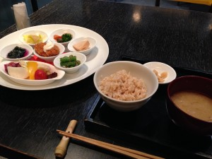 銀座ファンケル9階レストラン1