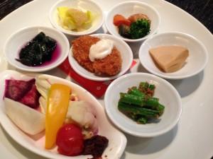 銀座ファンケル9階レストラン2